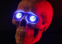 Halloween! Animating Multiple LED Backpacks – by Adafruit