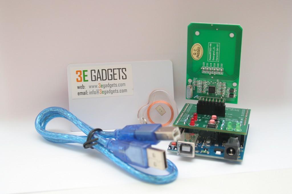 3E Gadgets NFC / RFID kit