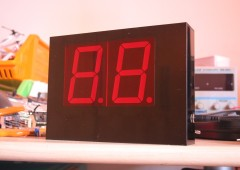 LED display - Countdown 1 Minute timer